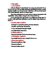SKKN Phương pháp giải một số bài tập về mạch